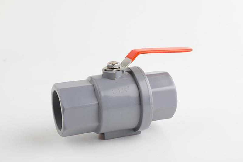 塑料球阀:小身材,大用途!