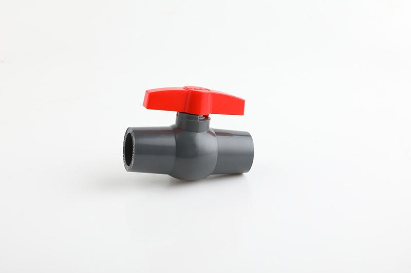 塑料球阀用TPV密封圈被注塑熔体冲击的严重变形原因分析
